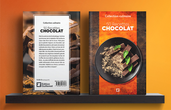 livre collection culinaire